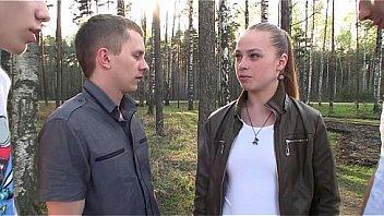 Русский муженек от трахал свою жёнушку, писю и задница